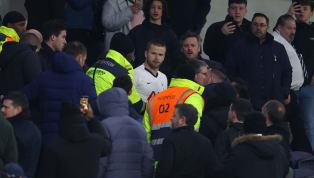 Ngôi sao của Tottenham Hotspur Eric Dier mới đây đã nhận phán quyết về án phạt theo sau vụ cãi vả với fan sau trận Norwich. Cụ thể, Dier đã leo lên tận khán...