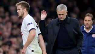 HLV Tottenham Hotspur Jose Mourinho mới đây đã tỏ ra 'ngán ngẩm' và 'cạn lời' khi được hỏi về án phạt của FA dành cho Eric Dier. Ngôi sao của Tottenham Eric...
