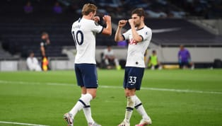 uary Tottenham followed up their 1-1 draw with Manchester United with a 2-0 victory against West Ham on Tuesday night, climbing up to seventh in the Premier...