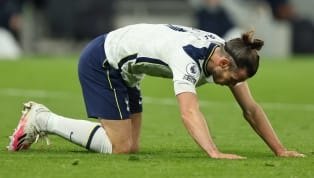Gareth Bale has claimed he's still in a 'mini pre-season' after making his first start for Tottenham since re-joining on loan from Real Madrid in the 3-0 win...