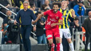 Fenerbahçe sosyal medya hesabından yaptığı paylaşımda Antalyaspor'un başarılı sağ beki Nazım Sangare'yi kadrosuna kattığını açıkladı. Sarı-lacivertli kulüp...