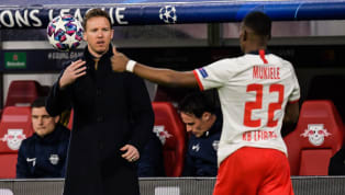 RB Leipzig boss Julian Nagelsmann is faced with something of an injury crisis as his side prepare for their Champions League clash with Manchester United on...