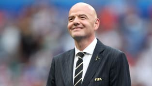 Fees FIFA president Gianni Infantino has proposed talks with leagues worldwide regarding a potential salary cap and limits of transfer fees, amid the economic...
