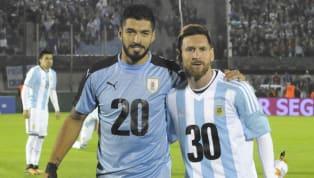 Finalizó la primera fecha de las eliminatorias sudamericanas rumbo al Mundial 2022 a disputarse en Qatar y tanto Luis Suárez como Leo Messi estiraron su marca...