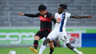 Das Spitzenspiel des 28. Spieltages der zweiten Liga beim VfB Stuttgart hat der Hamburger SV gestern unnötigerweise 2:3 verloren. Damit gaben die Hamburger...