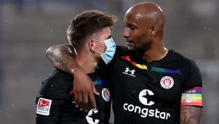 St. Pauli Die Startelf für #fcspaue ist da! Himmelmann Østigård Buballa Penney Diamantakos Zander Veerman Sobota Becker Viet Ohlsson#fcsp...