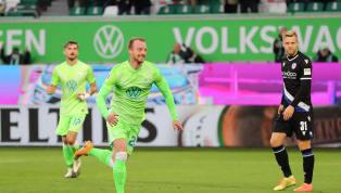Der VfL Wolfsburg hat am Sonntag seinen ersten Sieg der laufenden Bundesliga-Saison eingefahren. Aufsteiger Arminia Bielefeld erzielte noch den...