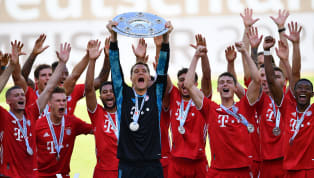 Machen wir's kurz: Der FC Bayern wird auch in der kommenden Bundesliga-Saison Deutscher Meister. Ein kleines Hintertürchen gibt es aber doch... Schlechte...