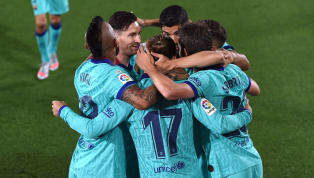 tory Barcelona kept their La Liga title hopes alive with an impressive 4-1 victory over Champions League chasing Villarreal on Sunday night. A spellbinding...
