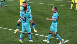 Lionel Messi bị từ chối bàn thắng nhưng vẫn có cú đúp kiến tạo trong ngày Barcelona hủy diệt Villarreal 4-1. Vòng 34 La Liga chứng kiến Barcelona có trận...