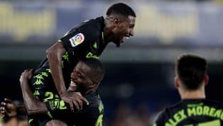 Volvió a rodar la pelota en LaLiga Santander. Granada y Betis lideran la tabla de clasificación y también sus jugadores lideran este once ideal. Tres béticos...