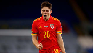 Daniel James showed what Manchester United fans have not seen from him for the past year, shining as Wales beat Finland 3-1 to round off an excellent UEFA...