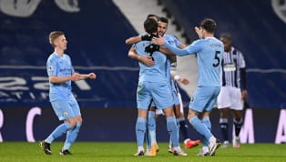 Manchester City went top of the Premier League with an emphatic 5-0 victory over West Brom on Tuesday night. Things got off to a dramatic start with City...