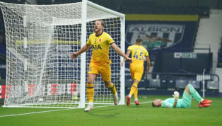 Tottenham continued their run of solid if unconvincing results as a late 1-0 victory over West Brom on Sunday took them to the top of the Premier League...