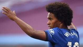 Not long ago, it was looking a near certainty that Willian's time at Chelsea was coming to an end. After seven years at the club, it appeared as though the...