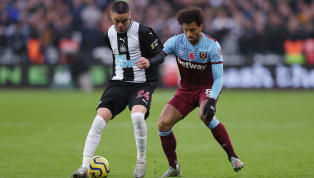 News In-form Newcastle United host West Ham United at St James' Park on Sunday afternoon, with the Magpies looking to make it six games unbeaten in the Premier...