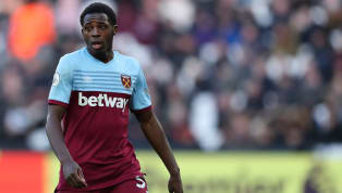 He's been one of the few silver linings in the dark cloud that is West Ham's Premier League season, but it looks likely that Jeremy Ngakia will be on the way...