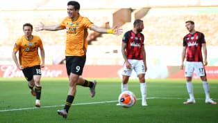 İngiltere Premier Lig'in 31. haftasında Wolverhampton Wanderers, Bournemouth karşılaşmasından 1-0'lık galibiyetle ayrıldı. Ev sahibi ekibin golünü; 60....