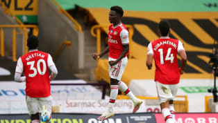 reak Arsenal made it three consecutive league wins with a hard-fought victory on Saturday, as they beat Wolves 2-0 at Molineux. With both sides having their...