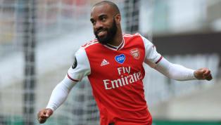 L'avenir d'Alexandre Lacazette du côté d'Arsenal est incertain. En fin de contrat en juin 2022 avec les Gunners, le Français pourrait quitter la capitale...