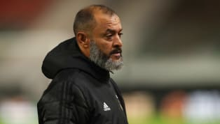 Wolves boss Nuno Espirito Santo has been named Premier League Manager of the Month for October after his team took 10 points from a possible 12 to rise up the...