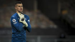 Newcastle United goalkeeper Karl Darlow was playing through the pain in the Magpies' draw against Wolverhampton Wanderers, according to his manager Steve...