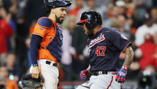The Washington Nationals revealed their World Series rings in Sunday night for the baseball world to see even though they're delaying the ceremony and...