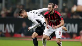 Era sicuramente l'uomo più atteso, il grande ex della sfida tra il Milane la Juventus.Gonzalo Higuain, in estate, era stato scaricatodal club bianconero....