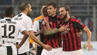​AC Milan striker Gonzalo Higuain has apologised for losing his temper and getting sent off during Sunday's 2-0 defeat at the hands of Serie A leaders...
