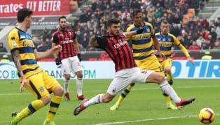 Inglese illude, Cutrone e Kessié ribaltano il risultato: il Milan batte il Parma 2-1