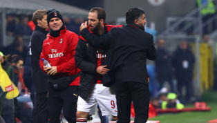 ​​AC Milan boss Gennaro Gattuso has suggested that striker Gonzalo Higuain might leave the club in January, amid reported interest from Premier League...