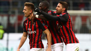 The win over Napoli midweek in the Coppa Italia was a much needed boost for confidence for Gattuso and his men, and with new signing Krzysztof Piatek...