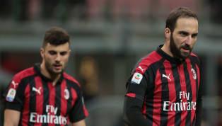 Los números del trágico declive en los últimos años del AC Milan