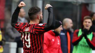 Le latéral tricolore s'est offert un nouveau but cette après-midi avec le Milan AC face à l'Udinese, son sixième de la saison. Quel but !Theo Hernandeza...