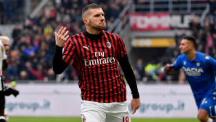 AC Milan secured their third successive win in all competitions on Sunday after Ante Rebic scored deep into injury time to secure a last-gasp 3-2 win...