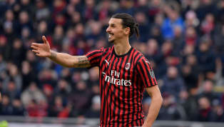 ​Zlatan Ibrahimovic became the quickest player in Serie A history to reach 150 victories in the 'three points for a win' era, after Milan came from behind to...