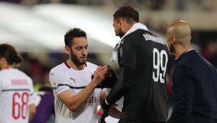 Milan Here's our starting line-up to face Frosinone 🔥🔴⚫️ Ecco l'11 iniziale per #MilanFrosinone 🔥🔴⚫️#ForzaMilan@BioscalinITA pic.twitter.com/zdmycB0EqN — AC...