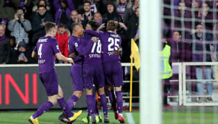 Ten-men Fiorentina rescued a point at home to AC Milan through a late Erick Pulgar penalty that cancelled out Ante Rebić's deflected strike from earlier in...