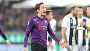 Juventus have joined Manchester United, Chelsea and Liverpool in the hunt for highly rated Fiorentina winger Federico Chiesa, son of former Italy striker...