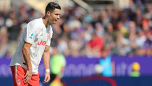 Juventus forward Cristiano Ronaldo broke down in tears when shown footage of his late father praising him before his death. Ronaldo's father, Jose Dinis...