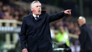 Carlo Ancelotti was disappointed with ​Napoli's 0-0 draw against Fiorentina on Saturday, after ​Gli Azzurri failed to score in their third Serie A game away...