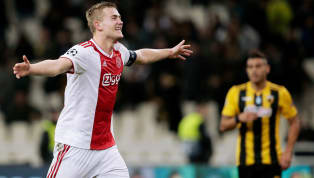 Barcelona's director of football Éric Abidal held talks with Ajax defender Matthijs de Ligt in an attempt to woo the Dutch prospect into a move to the Camp...
