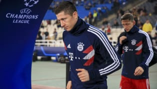 "Bayern Munich striker Robert Lewandowski insists that he is ""very happy"" at the club after rediscovering his goalscoring touch in recent weeks. The Poland..."