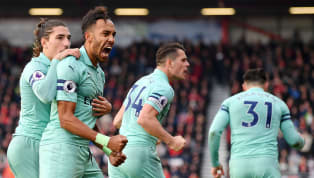 ries Arsenal saw off a plucky Bournemouth side to win 2-1 in the Premier League on Sunday afternoon. Against the run of play, the Gunners took the lead in the...