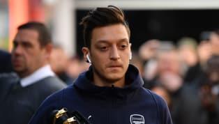 Ozil thông báo thời điểm trở lại thi đấu