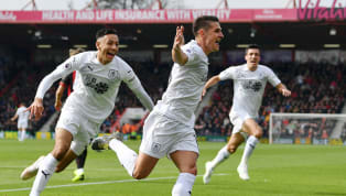 ding Burnley sealed a 3-1 victory over Bournemouth at the Vitality Stadium on Saturday, as Sean Dyche's side earned three crucial points towards their survival...