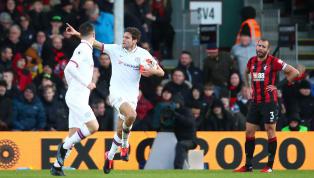 Chelsea harus puas bermain imbang 2-2 dengan Bournemouth di laga lanjutan Liga Primer Inggris pada Sabtu (29/2). Gol Bournemouth dicetak Ferma dan King...