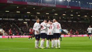 tory ​Liverpool took the opportunity to open up a 14 point gap over Manchester City ahead of Saturday's Manchester derby with a 3-0 victory over Bournemouth at...