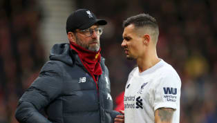 ​Liverpool boss Jurgen Klopp has described Dejan Lovren's injury as 'not too serious' after the Croatian was substituted during the Reds' 3-0 victory over...