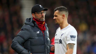 Former Manchester United midfielder Roy Keane has jokingly suggested that Liverpool manager Jürgen Klopp hasn't coached centre-back Dejan Lovren, instead...
